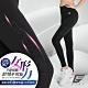 GIAT台灣製UV排汗機能壓力褲(玫瑰女神款) product thumbnail 1