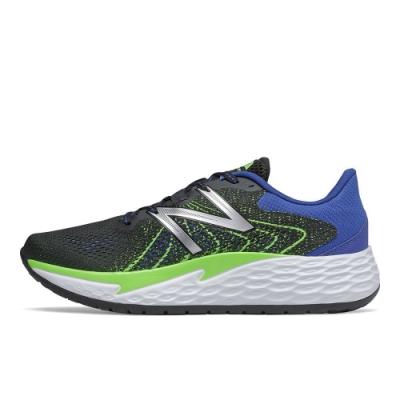 New Balance Fresh Foam Evare 輕量男跑鞋-藍-MVARECL1-4E