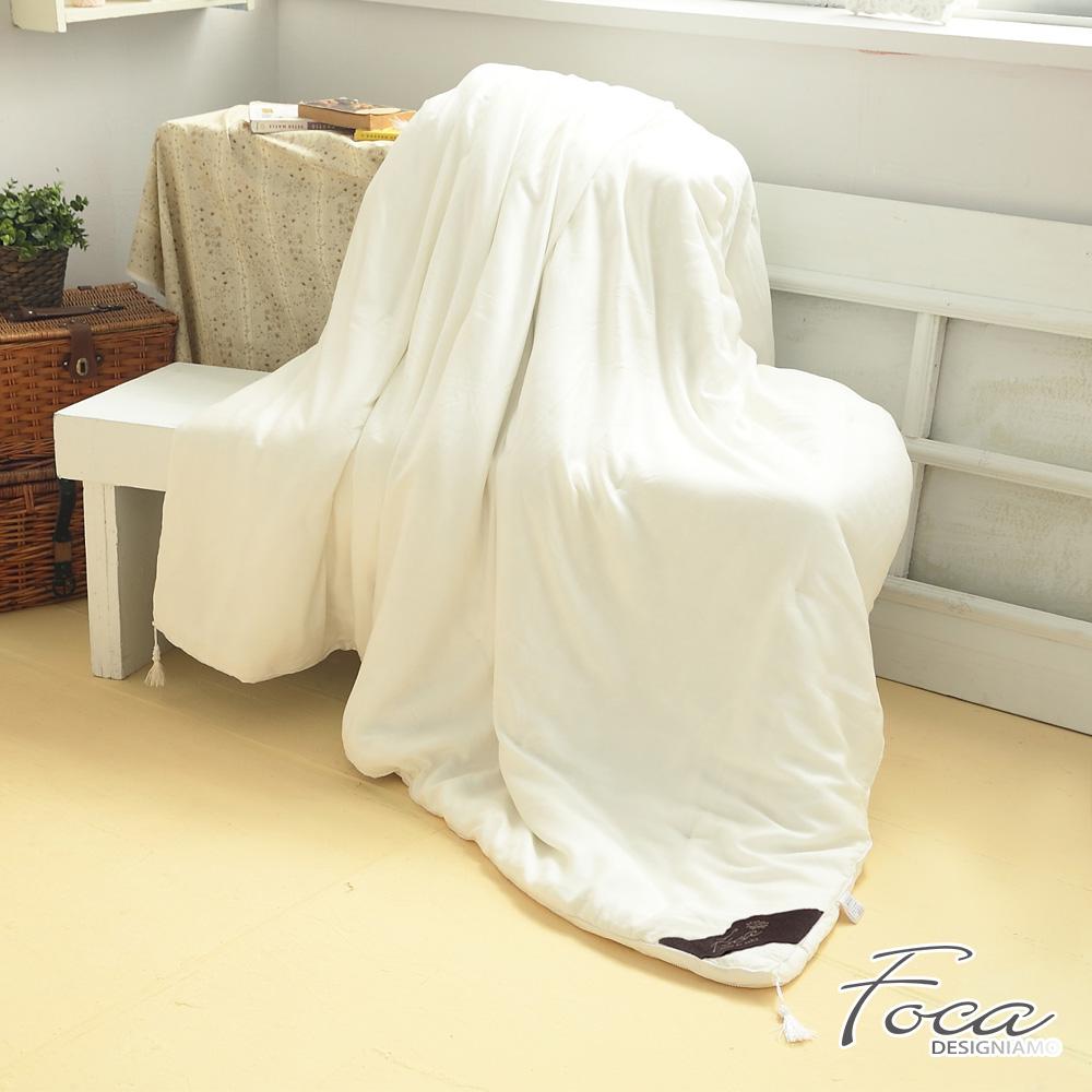 FOCA頂級御用   100%天然手工長纖蠶絲被(6X7尺)