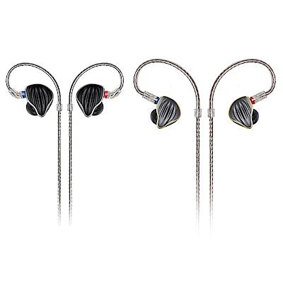 FiiO FH5 四單元圈鐵MMCX單晶銅鍍銀可換線耳機