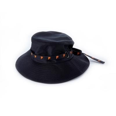 FILA 時尚筒帽-黑 HTT-5202-BK
