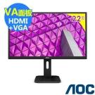 AOC 22P1 22型VA液晶顯示器