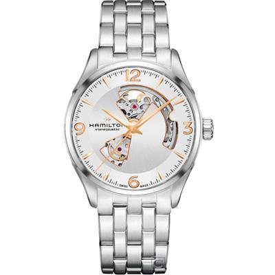 (無卡分期12期)Hamilton 漢米爾頓 JAZZMASTER 機械錶(H32705151)
