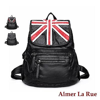 Aimer La Rue 後背包 弗利莎水洗系列(三款)