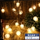 【EAtrip】松果*LED燈飾燈串組《電池款》3米30燈-暖色光 product thumbnail 1