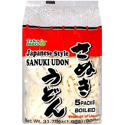 高森興產 日式烏龍麵5食(900g)