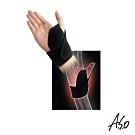 A.S.O 遠紅外線拇指護腕帶(單個)