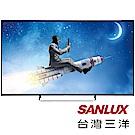 SANLUX三洋 65型 4K 智慧聯網 液晶顯示器+視訊盒 SMT-65GA1