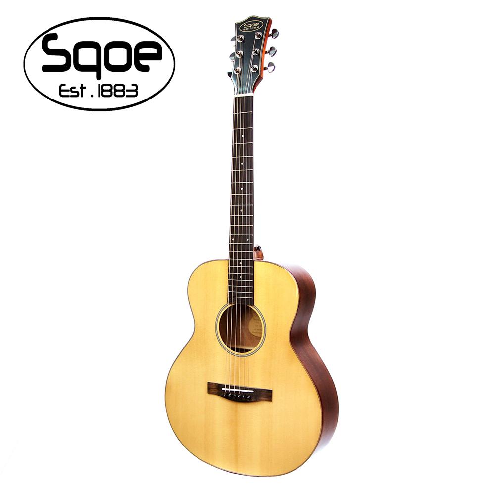 SQOE SQ-38DS 面單民謠木吉他