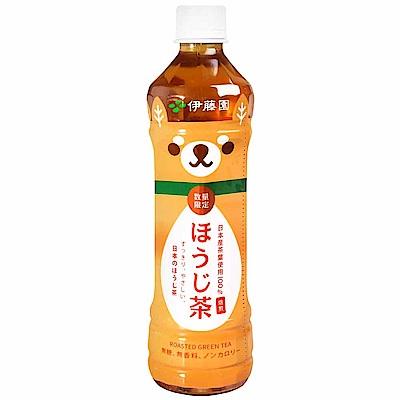 伊藤園  TEAS TEA-焙煎茶(530ml)