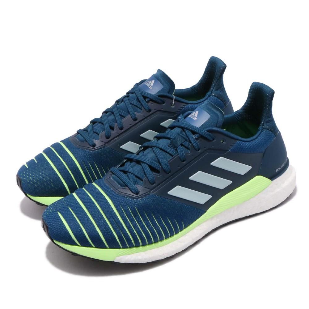 adidas 慢跑鞋 Solar Glide 男鞋