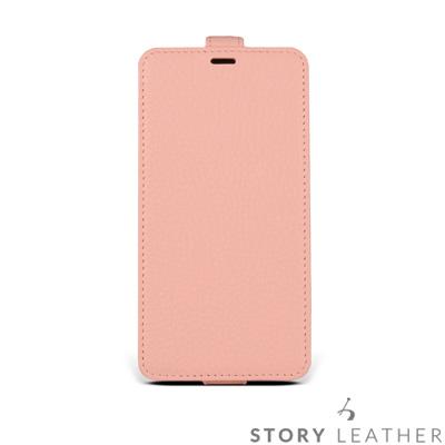 STORYLEATHER iPhone XS Max 6.5吋 硬殼式下蓋 客製化皮套
