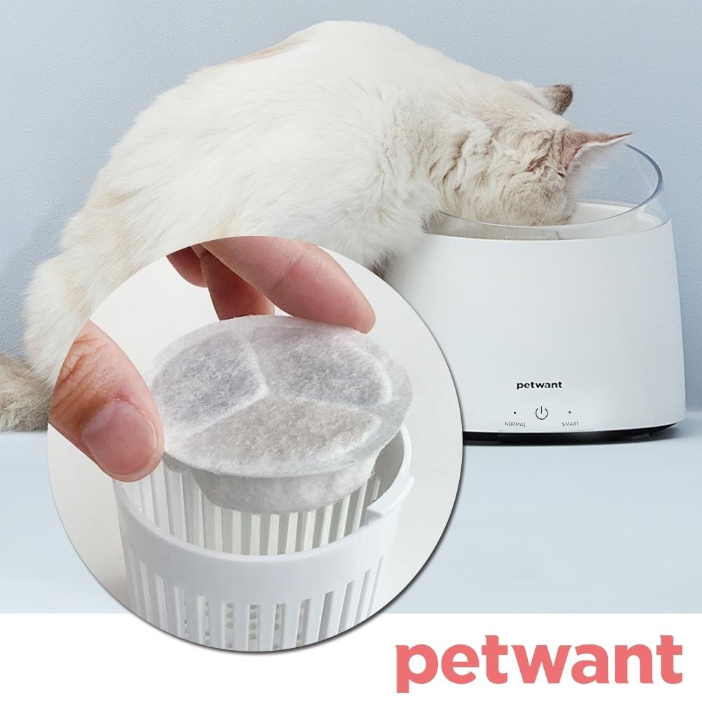 PETWANT渦流循環寵物活水機(W2-TW/W2-UV-TW)專用濾心