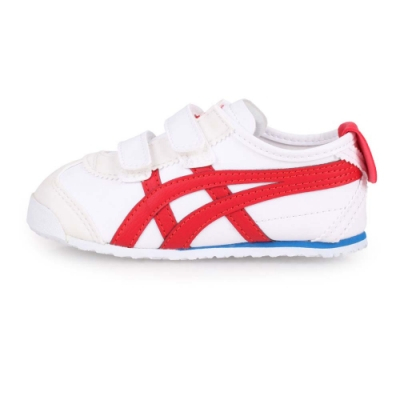 ASICS 小童運動鞋 MEXICO 66 BAJA TS 白紅藍