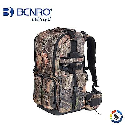 BENRO百諾 FALCON 400 獵鷹系列雙肩攝影背包(迷彩款)