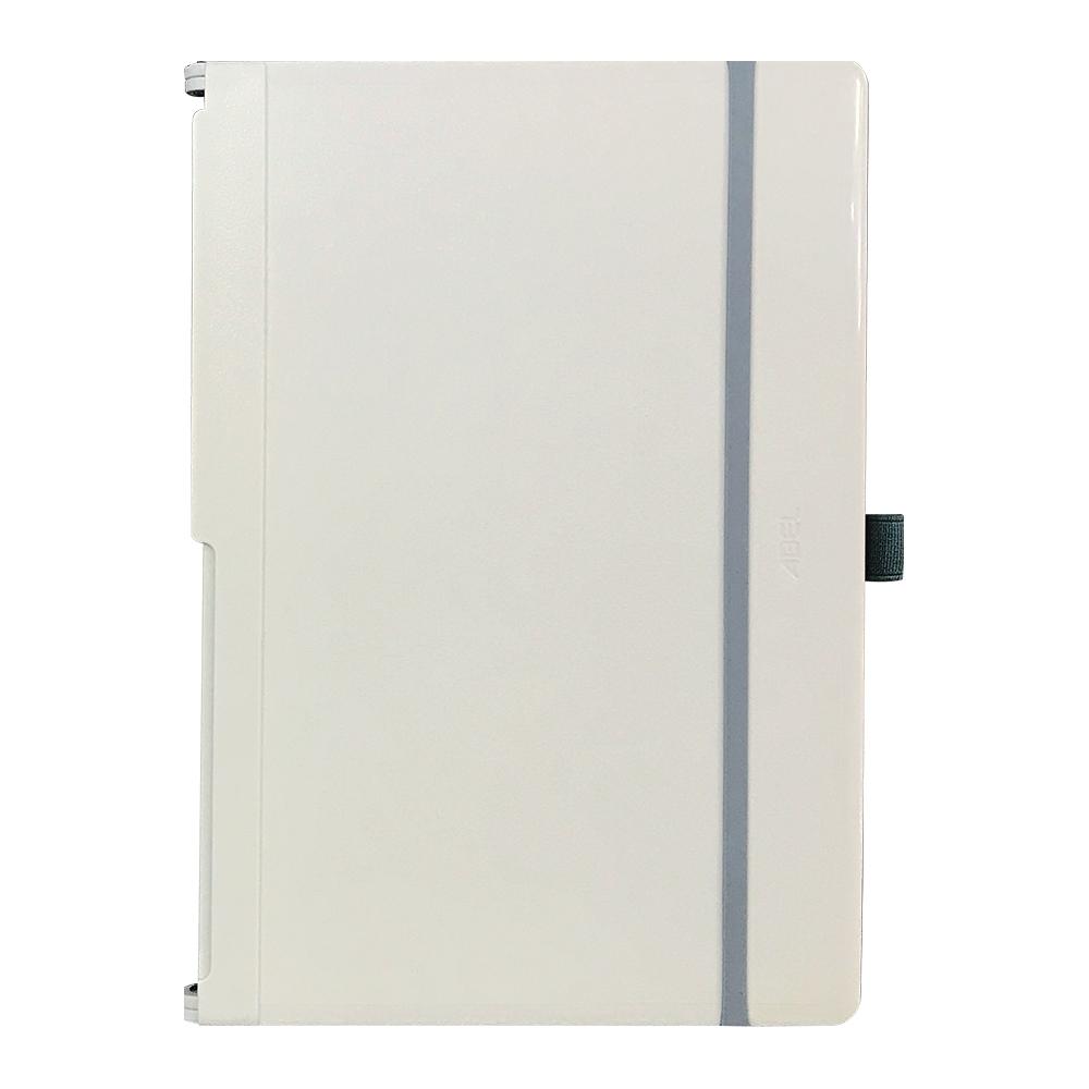 【ABEL】隨行摺疊板夾-白色