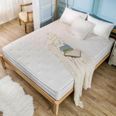 obis MONET晶鑽三線五段式乳膠雙人加大6尺獨立筒無毒床墊