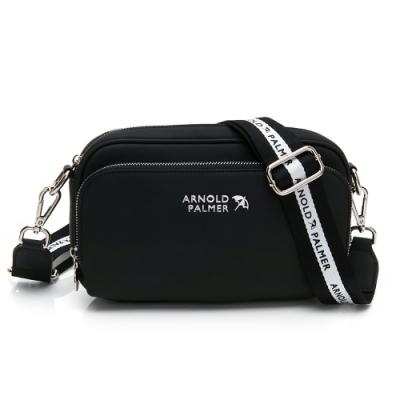 Arnold Palmer-斜背包  Dream 夢幻馬卡龍系列-黑色