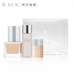 RMK 輕透裸肌優惠組
