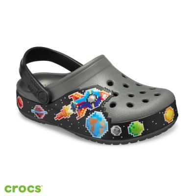 Crocs 卡駱馳 (童鞋) 趣味學院銀河小克駱格 205951-0DA