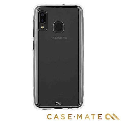 美國 Case-Mate SamsungGalaxy A20 Tough Clear-透明