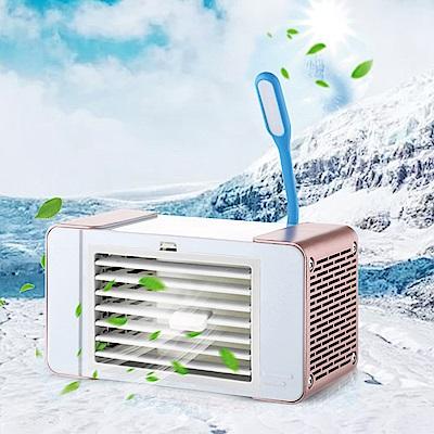 DIDA 日本設計升級版攜帶冰晶冷風扇