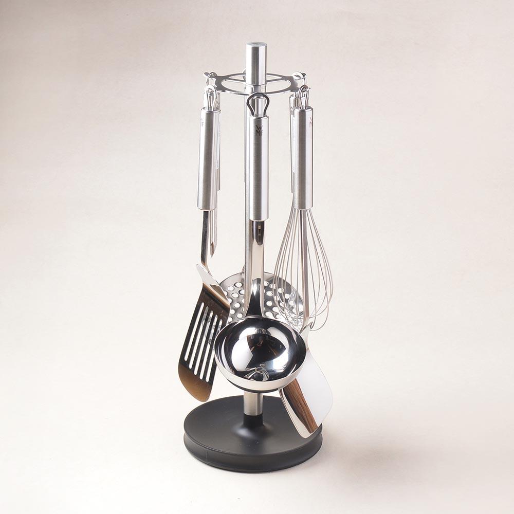 WMF Profi Plus廚房工具七件組 鍋鏟 湯勺 打蛋器 削皮器