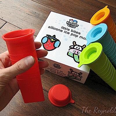 美國 Kinderville 寶寶矽膠製冰器 (4入一組)
