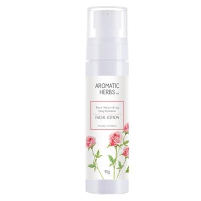 澳洲Aromatic Herbs 玫瑰精純高保濕乳液 90g