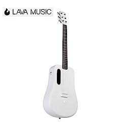 LAVA ME 2 L2 電民謠吉他 時尚白色款