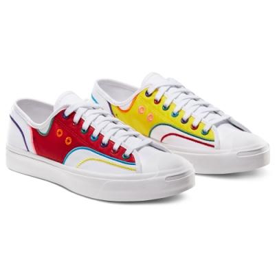 CONVERSE JP OX WHITE/OPTI YELLOW/WHITE 男女鞋 167331C