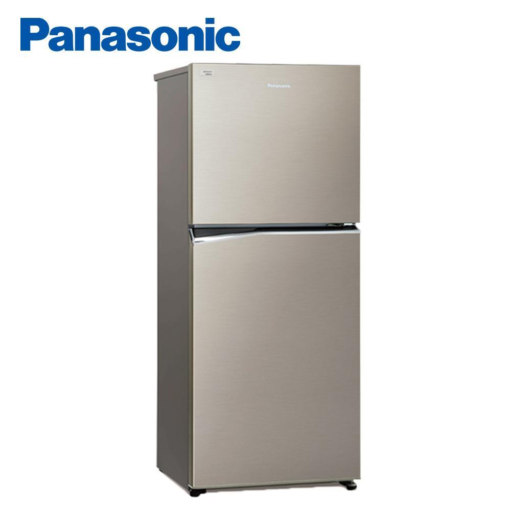 Panasonic國際牌 268公升 1級變頻雙門電冰箱 NR-B270TV-S1 星耀金
