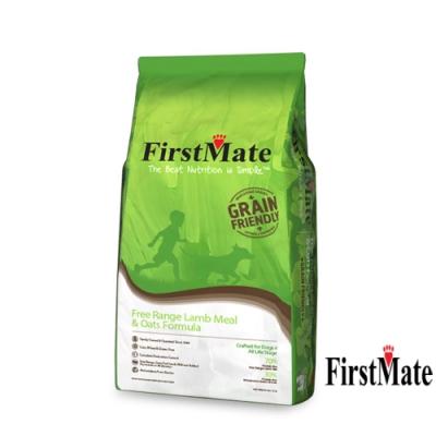 第一饗宴 優穀健康  放牧羊 燕麥全犬2.3kg FirstMate WDJ 單一蛋白 狗飼料