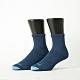 Footer除臭襪-螺旋氣墊輕壓力襪-六雙入(黑色*2+藍色*2+紫色*2) product thumbnail 1