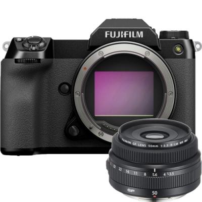 FUJIFILM GFX 100S + GF 50mm F3.5 R LM WR 鏡頭 公司貨