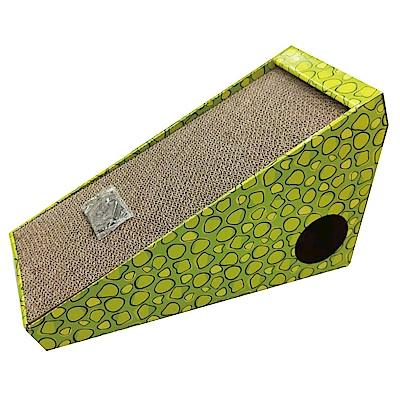 MDOBI摩多比-貓丸家 瓦楞紙 貓抓板-三角紙盒