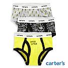 Carter's 宇宙太空3件組三角褲