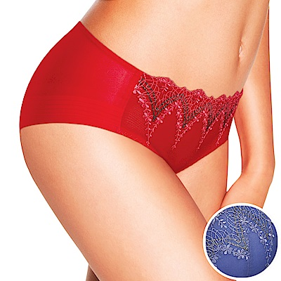 黛安芬-逆齡Bra系列平口內褲 M-EL 羅蘭紫