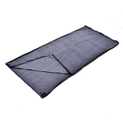 舒適搖粒絨保暖睡袋內套-(快)