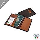 BRICS 義大利小牛皮 真皮護照夾 橄欖綠
