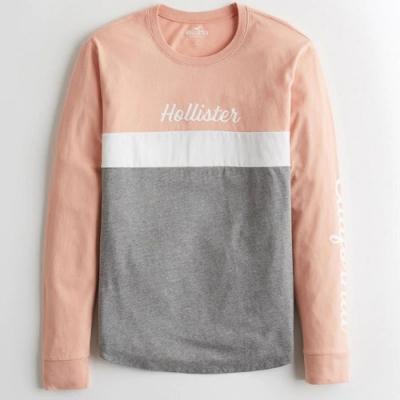 Hollister HCO 長袖T恤 多色系 1403