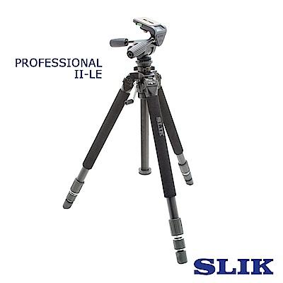 日本 SLIK Professional II-LE 附SH-908三向雲台