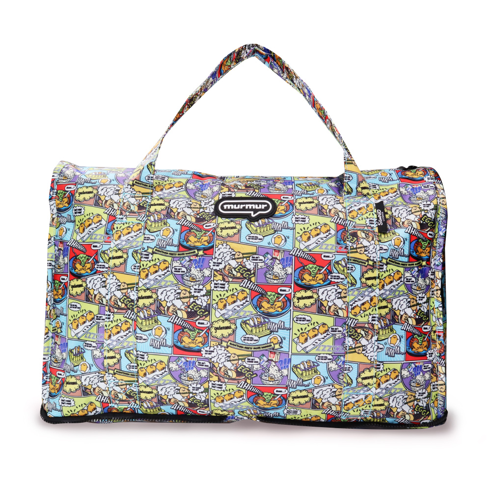 murmur 收納旅行袋 - 蛋黃哥 卡通