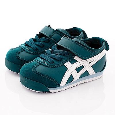 asics競速童鞋 Tiger系列-經典學步款 300綠(寶寶段)