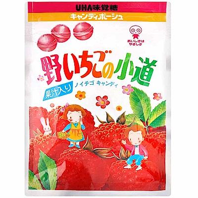 UHA味覺糖草莓糖37g