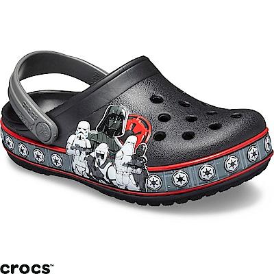 Crocs 卡駱馳 (童鞋) 星際大戰小克駱格-205502-001