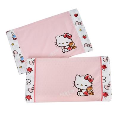 【麗嬰房】三麗鷗 Hello Kitty(凱蒂貓) 午睡時光系列 幼兒枕