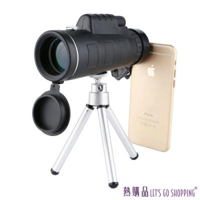 LGS 手機單筒望遠鏡 10倍軍規高清 FMC鍍膜 BAK4稜鏡 贈5大配件