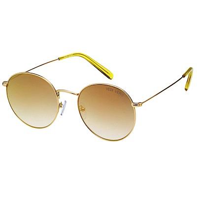 VEDI VERO 水銀面 太陽眼鏡 (金色)VE767K