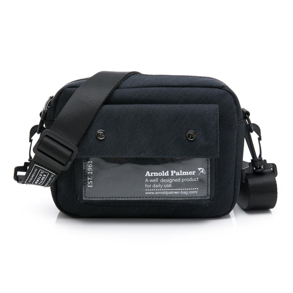 Arnold Palmer- 斜背相機包 Camera系列-黑色